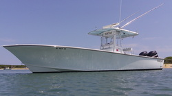 32 ft SeaCraft Master Angler Boat